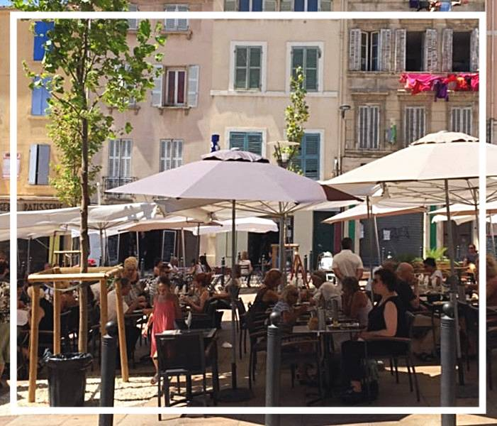 Au lamparo restaurant marseille - Au vieux port restaurant marseille ...